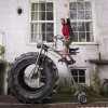 Самый тяжелый велосипед в мире