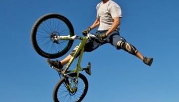 Велосипедные трюки и их разновидности