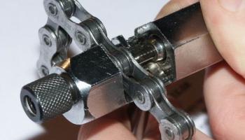 Как правильно снимать велосипедную цепь?
