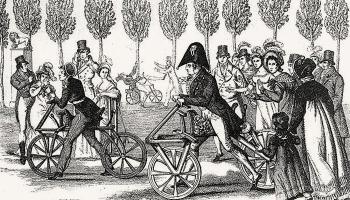 О двух велосипедных пиар-компаниях – 1818 и 1997