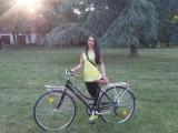 Велосипед — транспорт для активных женщин
