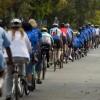 Самая длинная колонна велосипедистов