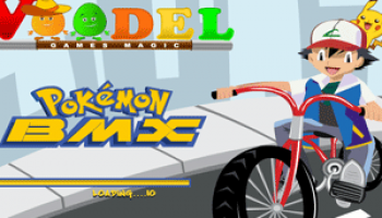 Pokemon BMX new