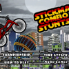 Stickman combo stunts