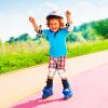 Выбираем качественные роликовые коньки для ребёнка