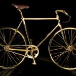Aurumania Crystal Edition Gold Bike. Стоимость велосипеда $101 400.