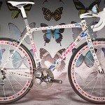 Butterfly»Trek Madone. Стоимость велосипеда $500 000.