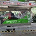 Новозеландский креатив - Shweeb