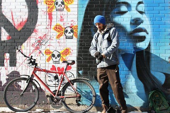 Человек, который жил на велосипеде
