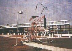 Самый крупный 3-ех колесный велосипед