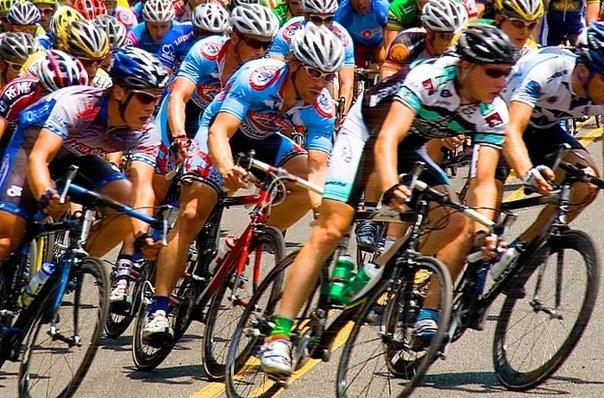 Шоссейные велогонки