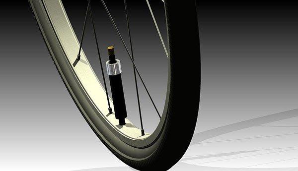 «PumpTire» – самоподкачивающиеся велосипедные камеры