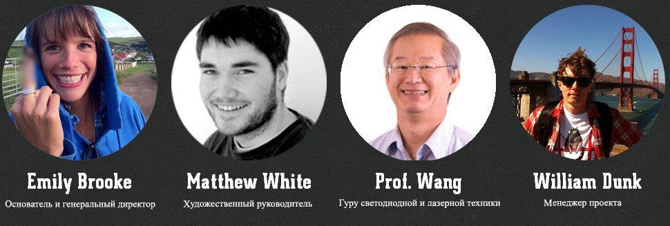Команда разработчиков Blaze