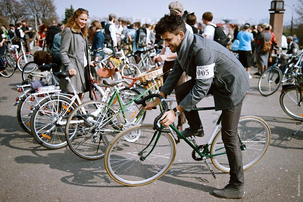 Возможность участия в велозаездах, конкурсах, гонках и подобных мероприятиях