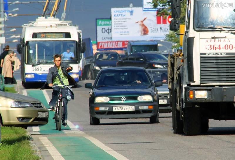 Мобильность в условиях мегаполиса