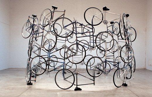 «Велосипеды навсегда» от Ай Вэйвэй