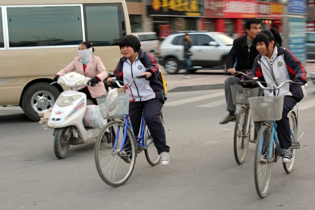 Самые благоприятные страны для веложизни