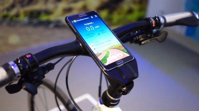 Велосипед GALAXY-Trek: новая концепция hi-tech-спорт
