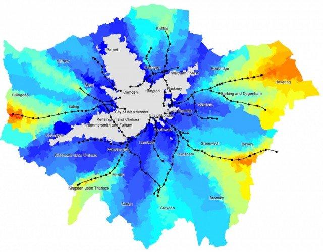 Велоэстакада SkyCycle: утопия для лондонских велосипедистов
