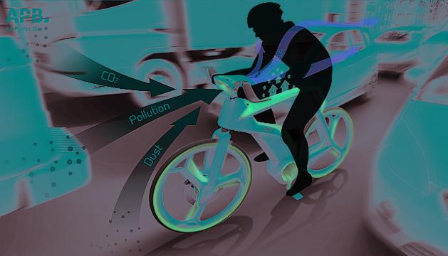 Велосипед-сэндвич, велосипед-фильтр и другие велосипеды будущего