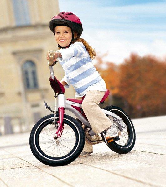 Особенности выбора детского велосипеда