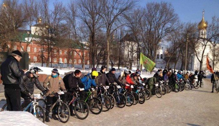 """Сообщество для велосипедистов: московский велоклуб """"32 спицы"""""""