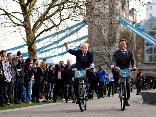 А вы купили велосипед?