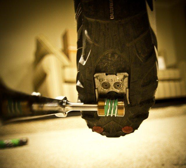 Kickstarter дарит райдерам новое поколение контактных педалей