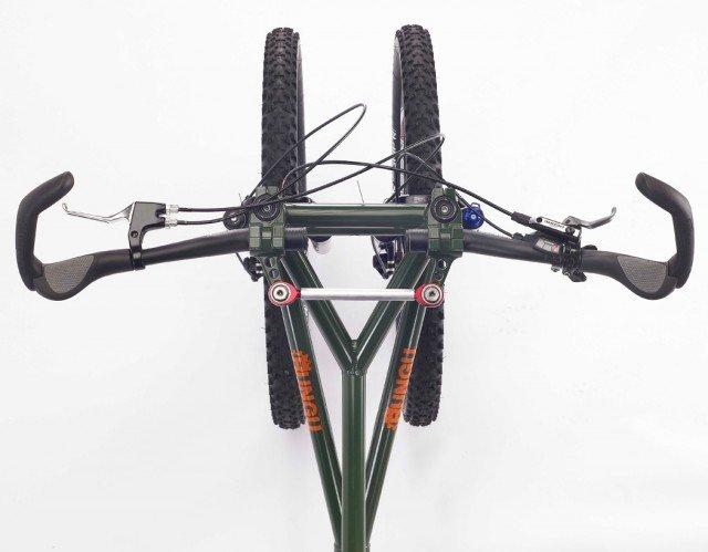 Rungu Juggernaut и Kilimanjaro: велосипеды-внедорожники