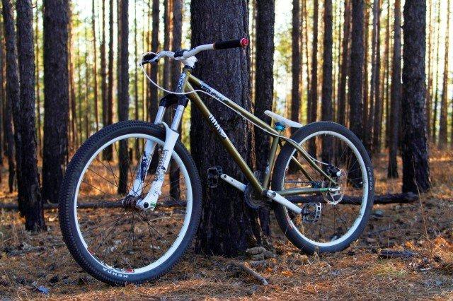 Выбираем байк для велотриала