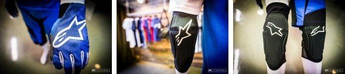 Модная коллекция от Alpinestars для велосипедистов