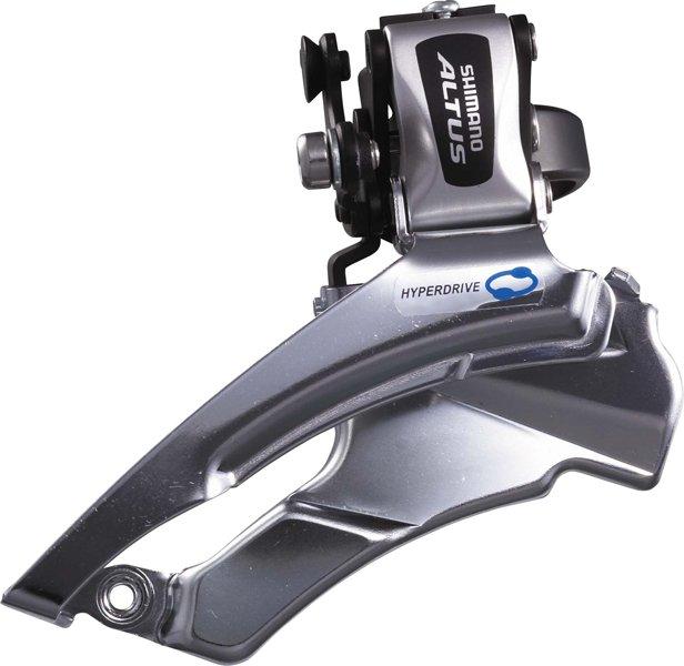 Классификация навесного оборудования Shimano