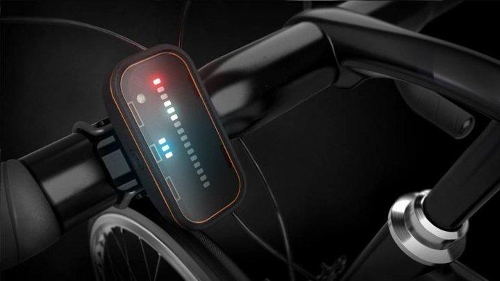 Велосипедный радиолокатор Backtracker