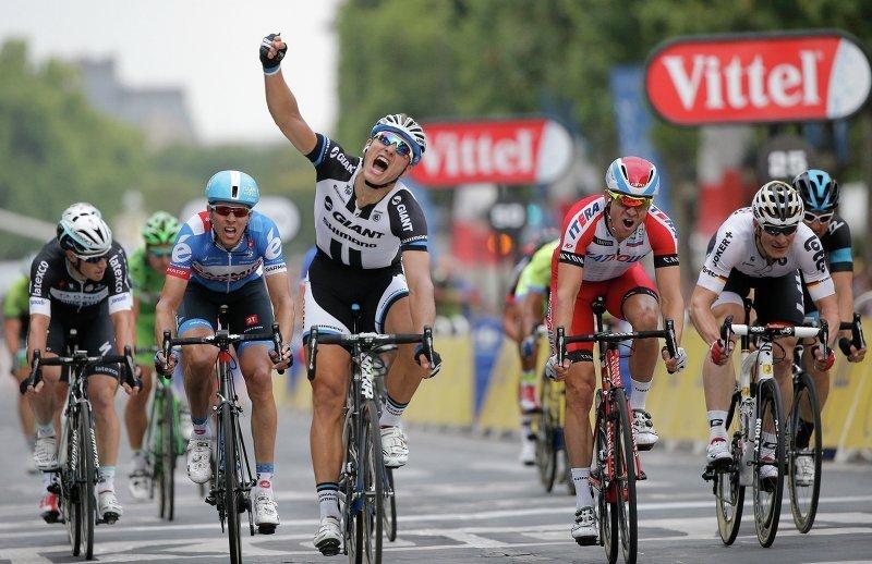 Тур де Франс: заключительный этап