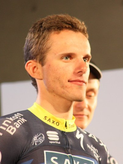 Новая победа Рафал Майка на велогонке в Польше