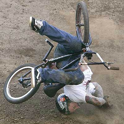 Защита от травм в велоспорте