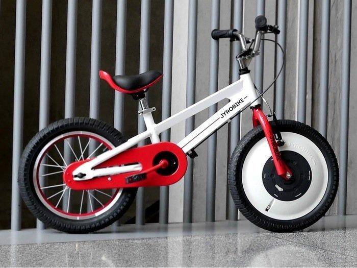 Велосипед Jyrobike научит ребенка кататься без падений