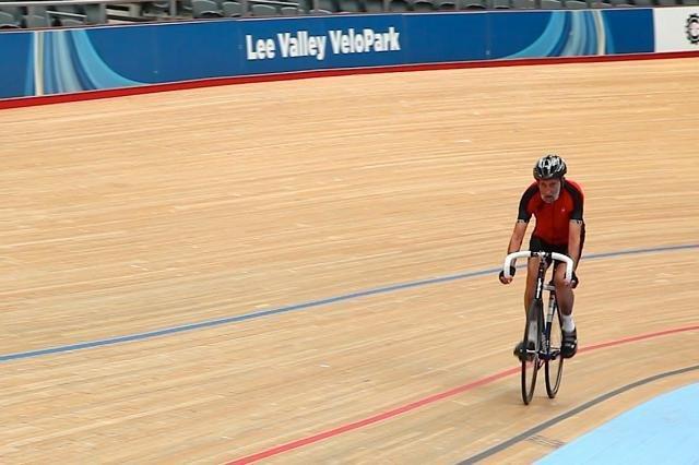 84-летний велоспортсмен установил новый мировой рекорд