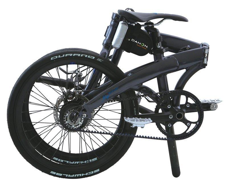 Преимущества складных велосипедов от компании Dahon