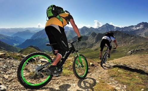 Горные велосипеды и их преимущества