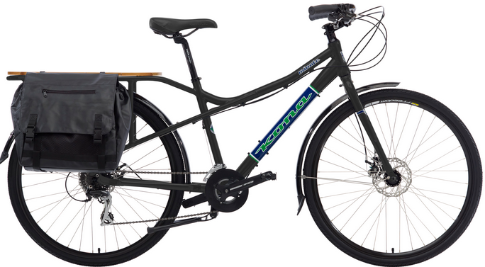 Городские велосипеды и их преимущества