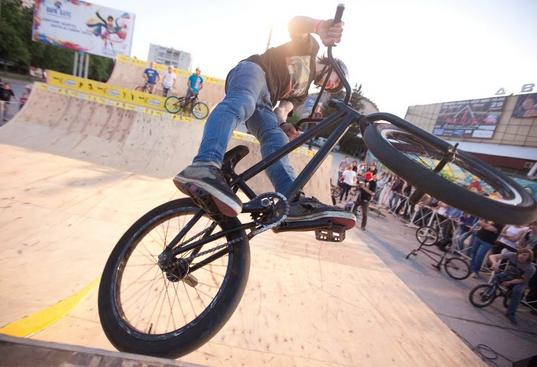 Велосипеды для трюков