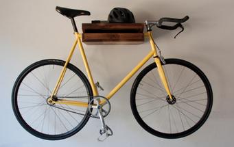 Хранение велосипеда в домашних условиях