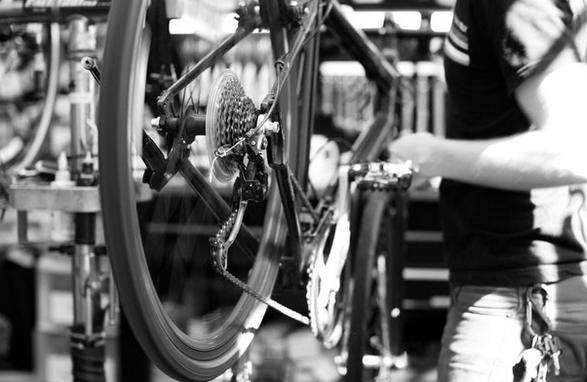 Ходовая часть велосипеда