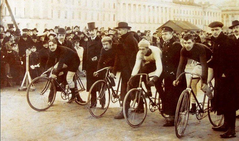 Велогонка Франция