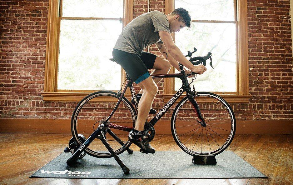 велостанок в домашних условиях