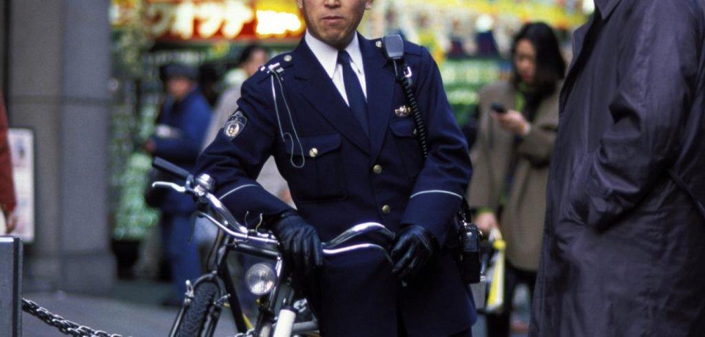 Японский велокоп